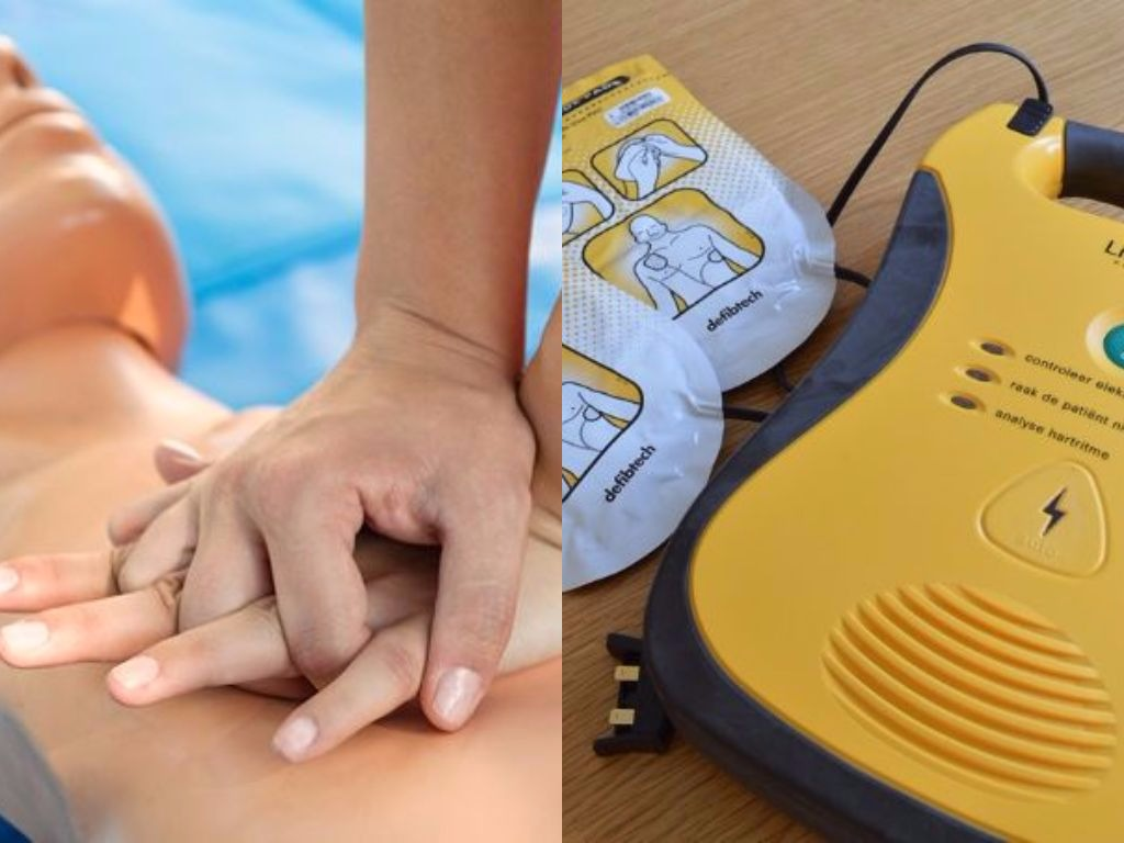 Bls For Healthcare Providers Btfd Cpr Training